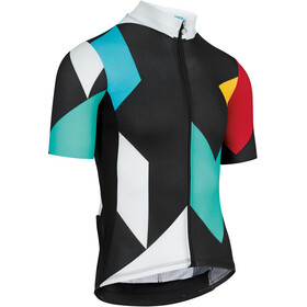 assos Fast Lane Rock Maillot Manches courtes Homme, booster